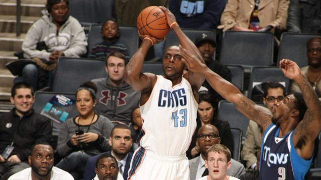 Dallas Mavericks v Charlotte Bobcats