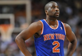 Raymond Felton struggled in the 2013-2014 season. (Photo credit: http://guardianlv.com/2014/02/raymond-felton-arrested-on-gun-charges/ )