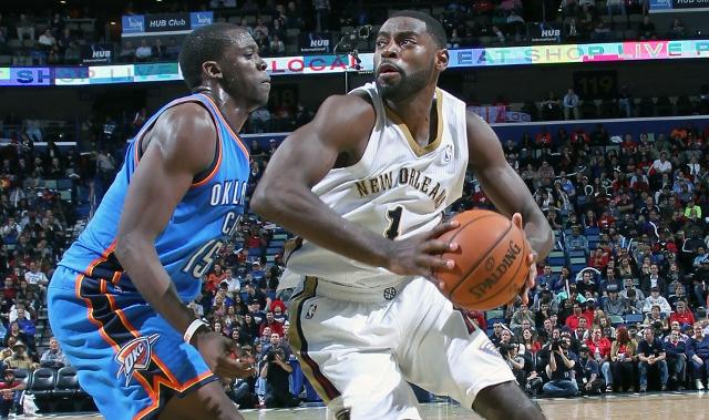 Oklahoma City Thunder v New Orleans Pelicans
