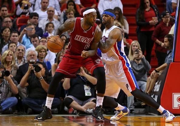 LeBron+James+Detroit+Pistons+v+Miami+Heat+AcRknlXm29ml
