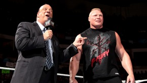 Is Brock Lesnar's return imminent? (Photo credit: http://www.wwe.com/shows/raw/2012-08-20/live-raw-results-26046816 )